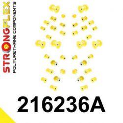 216236A: Kompletná SADA silentblokov SPORT