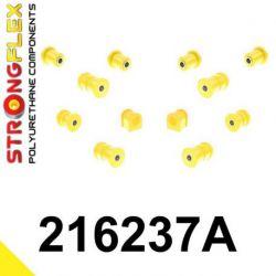216237A: Predná náprava - SADA silentblokov SPORT