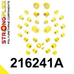 216241A: Kompletná SADA silentblokov SPORT