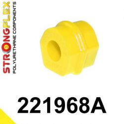221968A: Predný stabilizátor - silentblok uchytenia SPORT