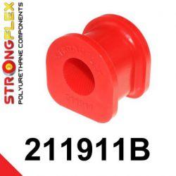 211911B: Predný stabilizátor - silentblok uchytenia