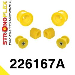 226167A: Front suspension bush kit SPORT