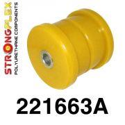 221663A: Zadné vlečné rameno - silentblok do karosérie SPORT