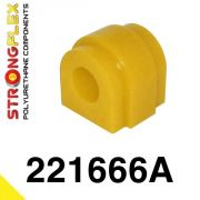 221666A: Zadný stabilizátor - silentblok uchytenia SPORT