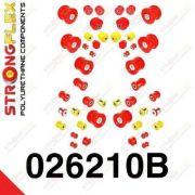 026210B: Kompletná SADA silentblokov A6 C6