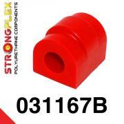 031167B: Zadný stabilizátor - silentblok uchytenia