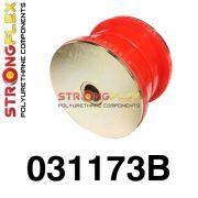 031173B: Zadné vlečené rameno - silentblok uchyteni