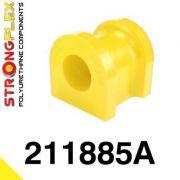 211885A: Predný stabilizátor - silentblok uchytenia SPORT