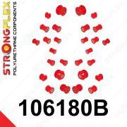 126144B: Kompletná sada silentblokov
