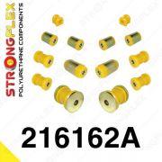 216162A: Zadná náprava - SADA silentblokov SPORT