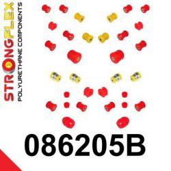 086205B: SADA - predná a zadná náprava Prelude