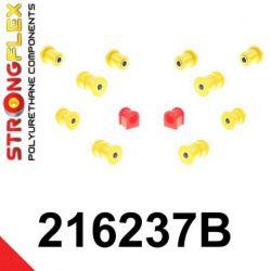 216237B: Predná náprava - SADA silentblokov