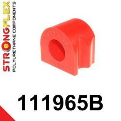 111965B: Predný stabilizátor - silentblok uchytenia