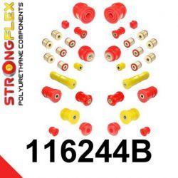 116244B: Kompletná SADA silentblokov