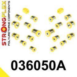 036050A: Zadná náprava - SADA silentblokov SPORT