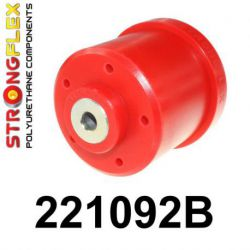 221092B: Zadná náprava - silentblok 71,5mm