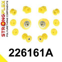 226161A: Predná náprava - SADA silentblokov SPORT