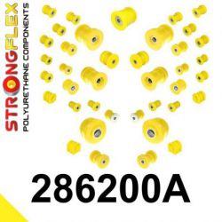 286200A: Kompletná SADA silentblokov 370Z SPORT