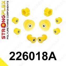 226018A: Predná náprava - SADA silentblokov SPORT