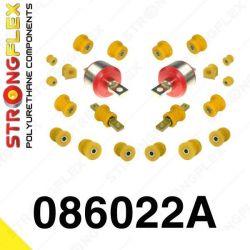 086022A: Sada silentblokov zadnej nápravy SPORT