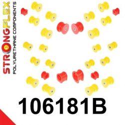 106181B: Komplená sada silentblokov