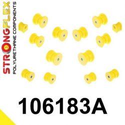 106183A: Zadná náprava sada silentblokov SPORT