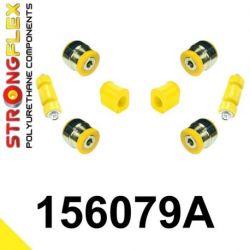 156079A: Predná náprava sada silentblokov SPORT