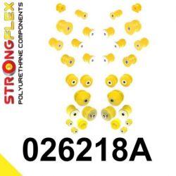 026218A: Sada silentblokov pruženia SPORT