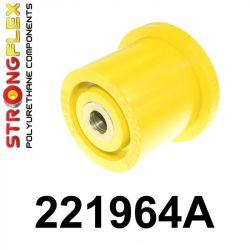 221964A: Zadná nápravnica - silentblok uchytenia SPORT