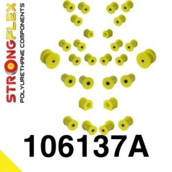 106137A: Kompletná sada silentblokov SPORT