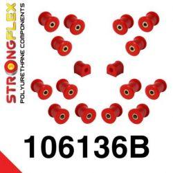 106136B: Sada zadného pruženia