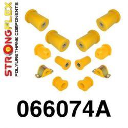 066074A: Predná a zadná náprava Kompletná sada silentblokov silentblokov KOMPLET SPORT