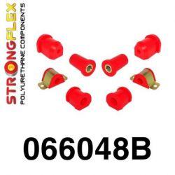 066048B: Predná náprava - sada silentblokov