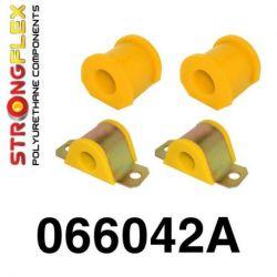 066042A: Predný stabilizátor - silentblok uchytenia Sada Polyurethane SPORT