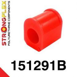 151291B: Predný stabilizátor - silentblok uchytenia 20-25mm