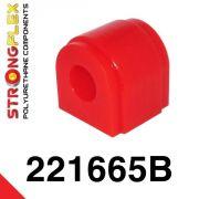 221665B: Predný stabilizátor - silentblok uchytenia