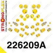 226209A: Sada silentblokov prednej aj zadnej nápravy SPORT
