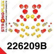 226209B: SADA - predná a zádná náprava