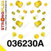 036230A: Sada silentblokov prednej aj zadnej nápravy SPORT