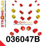 036047B: Predná a Zadná náprava - SADA silentblokov