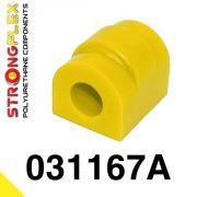 031167A: Zadný stabilizátor - silentblok uchytenia SPORT