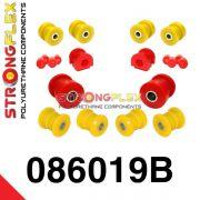 086019B: Predná náprava - sada silentblokov 18-26mm