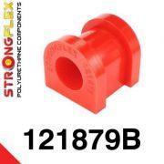 121879B: Predný stabilizátor - silentblok uchytenia