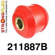 211887B: Predné spodné rameno - zadný silentblok