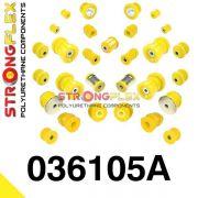 036105A: Kompletná sada silentblokov SPORT